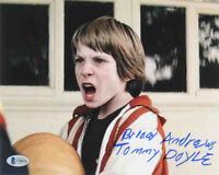 Brian Andrews Signed Autograph HALLOWEEN Horror Movie 8X10 photo + Beckett COA