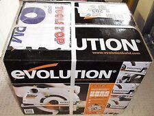 Evolution 041-0002A Rage-B Multipurpose Circular Saw 185 mm 230V Brand New Boxed