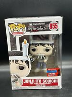 Funko Pop! JUNJI ITO SOUICHI #855 NYCC 2020 Exclusive Hot Topic Crunchyroll