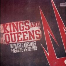 Outblast and Korsakoff - Kings and Queens [CD]