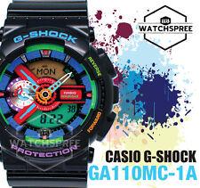 Casio G-Shock Limited Model Crazy Color Series Watch GA110MC-1A