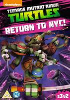 Teenage Mutant Ninja Turtles: Return to NYC - Season 3 Volume 2 DVD (2015)