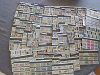 collection FRANCE Oblitéré 2009 a 2019 1280 timbres différents 106 séries