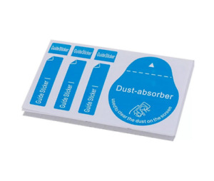Dust Remover Stickers to Clean Phone Tablet iPad LCD Screen and Camera Lens UK