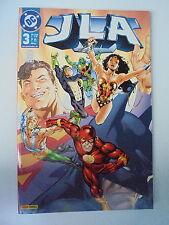 1x comic-jla-nº 3-DC-Panini - 2001-por muy bien