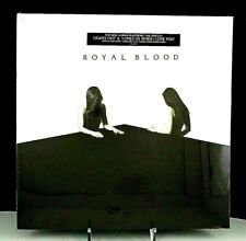 Royal Blood HOW DID WE GET SO DARK? 180g, Black Mammoth IMPORT (2017) Sealed