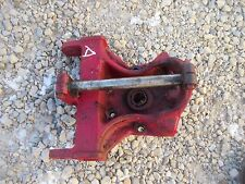 Farmall A tractor IH steering bolster implement mount & axle main pin frontend