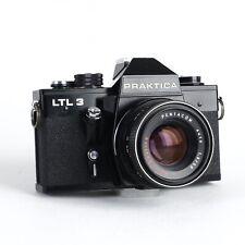 ^Praktica LTL 3 Black 35mm Film SLR Camera w/Pentacon Auto 50mm f1.8 Lens