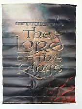 THE LORD OF THE RINGS 1978 ORIGINAL PRE RELEASE MOVIE POSTER RARE