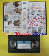 film VHS SOS SUMMER OF SAM 2000 EAGLE PICTURE 4738SA 140 minuti (F55) no dvd