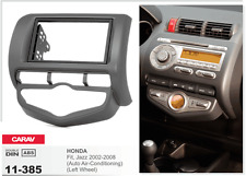 CARAV 11-385 2Din Marco Adaptador Kit de Radio HONDA FIT, JAZZ 2002-2008 AutoAAC