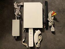 Nintendo Wii White Console (NTSC)