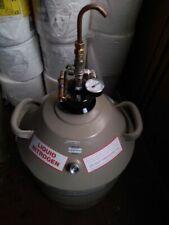 Taylor-Wharton 35-LD Dewar contenitore Azoto Liquido 35 litri con spillatore