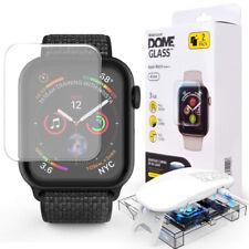 Whitestone DOME Glass 3D Full Kit +UV | Szkło Glas | Apple Watch 5,4 40mm - 2pcs