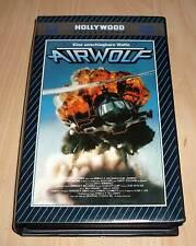 VHS - Airwolf - Eine unschlagbare Waffe ( Hubschrauber ) 80er - Videokassette