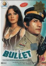 BULLET - BOLLYWOOD DVD - Dev Anand, Parvin Babi, Rakesh Roshan, Kabir Bedi.