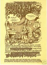 Turkey Trot Handbill 1967 Avalon Ballroom Big Brother!!