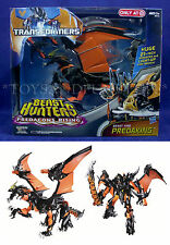 "PREDAKING Transformers BEAST HUNTERS Fire Predacon Figure HUGE 21"" WINGSPAN New"