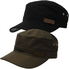 Firetrap Army Military Cap Peaked Cap Hat New
