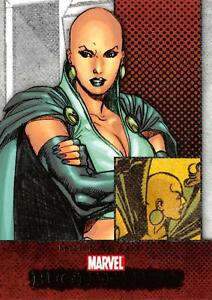 MOONDRAGON / Marvel Beginnings Series 1 BASE Trading Card #05