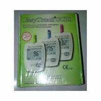 EasyTouch GCHb Blood Glucose, Cholesterol, Hemoglobin Multi-Function Monitoring