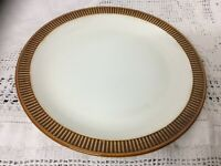 "Vintage Poole Pottery ""Chestnut"" 7.25"" Side Plate In Brown:1960s/70s Spares"