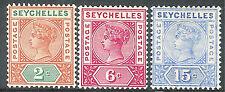 Seychelles (until 1976) Multiple Stamps