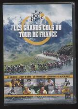 NEUF DVD LES GRANDS COLS DU TOUR DE FRANCE cyclisme vélo Alpe d Huez Ventoux etc