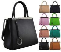 New Ladies Celebrity Style Women Shoulder Bag Fashion Tote Hobo Satchel Handbag