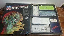 NFL National Football League Strategy Board Game #100 Tudor Games Vintage 1972