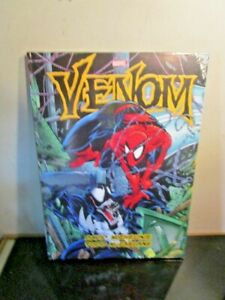 VENOM BY MICHELINIE AND MCFARLANE GALLERY EDITION HC - NEW SEALED MARVEL COMICS~