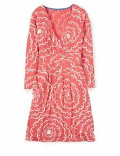 Boden Viscose Tunic Floral Dresses for Women