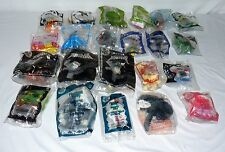 LOT SET OF 22 MC DONALD'S HAPPY MEAL TOYS FAST FOOD