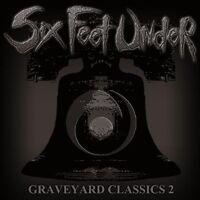 "SIX FEET UNDER ""GRAVEYARD CLASSICS II"" CD NEW!"