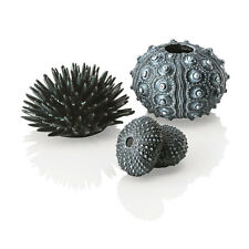 biOrb Aquarium Ornament Black Sea Urchins (x3)