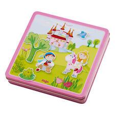HABA Magnetspiel-Box Feengarten 101-tlg. Magnetspiele Kinderspiele Kinder Spiele