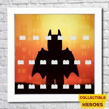 Lego Minifigures Display Case Frame for Lego Batman Movie Minifigs