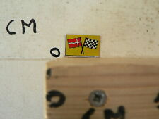 STICKER,DECAL DENEMARKEN  COUNTRY FLAG  FINISH FLAG  VINTAGE SLOTCAR RACING ?