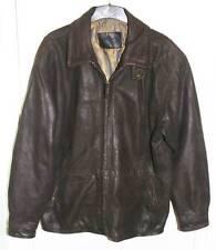 Hip Length Leather Coats & Jackets for Men