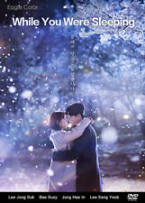 While You Were Sleeping Korean Drama (4DVDs) Excellent English & Quality!