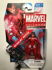 MARVEL UNIVERSE SCARLET WITCH SERIES 4  #016
