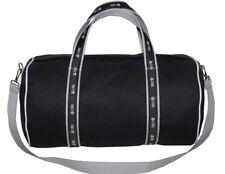 """UBS AG 17"""" Original Duffel Banker Bag - Black/Gray"""