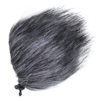 Anti-Wind Noise Prevention Microphone Muff Fur Windshield Cover For Zoom    #