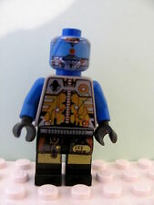 LEGO Minifig sp043 @@ UFO Droid Blue - 3012 4305 6800 6816 6818 6829 6975