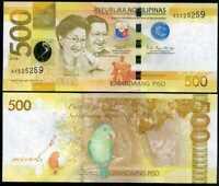 PHILIPPINES 500 PESOS 2019 P 210 UNC