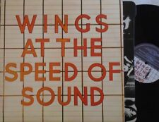 WINGS - At The Speed Of Sound - VINYL LP