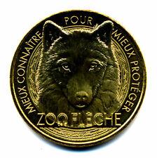72 LA FLECHE Zoo, Mieux connaître... 2, Loup, 2020, Monnaie de Paris