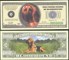 BLOODHOUNDS Million Note ~  Fantasy Note ~ Lovable Bloodhounds