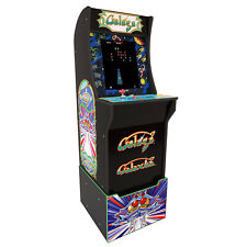 Arcade1Up - Galaga Arcade Cabinet with Custom Riser [Brand New]