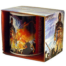 Official Iron Maiden - Wicker Man - Ceramic Boxed Mug